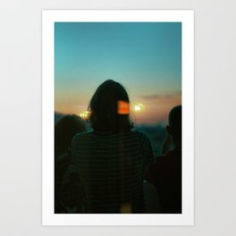 Five In The Morning Art Print