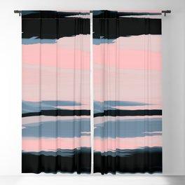 Soft Determination Peach Blackout Curtain