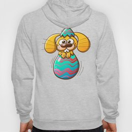 The Birth of an Easter Bunny Hoody