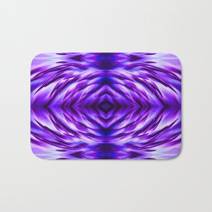 Cyber Monday | Purple Blue Night Bath Mat