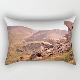 Pride Rock Rectangular Pillow