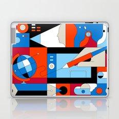 World View Laptop & iPad Skin