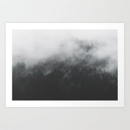 Spectral Forest II - Landscape Photography Art Print
