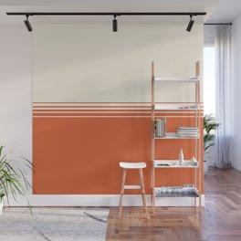 Marmalade & Crème Gradient Wall Mural