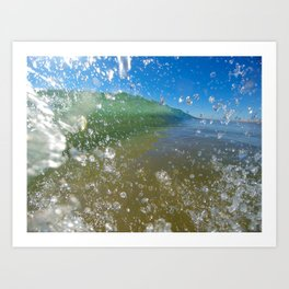 Summer's Creation Art Print