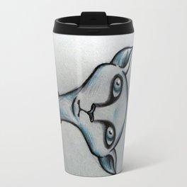 Daily Doodle - Kitty Travel Mug
