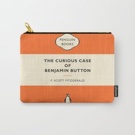 The Curious Case of Benjamin Buttons Carry-All Pouch