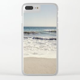 Malibu Beach Clear iPhone Case