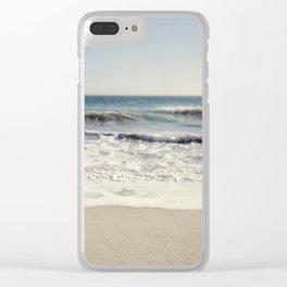 Malibu Beach Clear iPhone Case