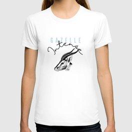 Light Blue Gazelle T-shirt