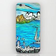 Ala Moana Lookout iPhone & iPod Skin