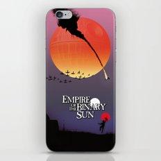 Empire of the Binary Sun iPhone & iPod Skin