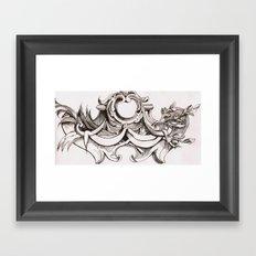 Tapestry Framed Art Print