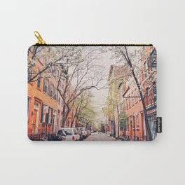 New York City - Springtime in the West Village Carry-All Pouch