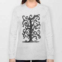 Gnarly Tree Long Sleeve T-shirt