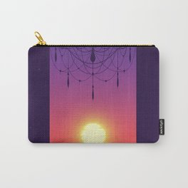Drawing the Veil Carry-All Pouch