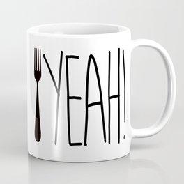 Fork Yeah! Coffee Mug