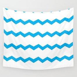 Blue Skies Wall Tapestry