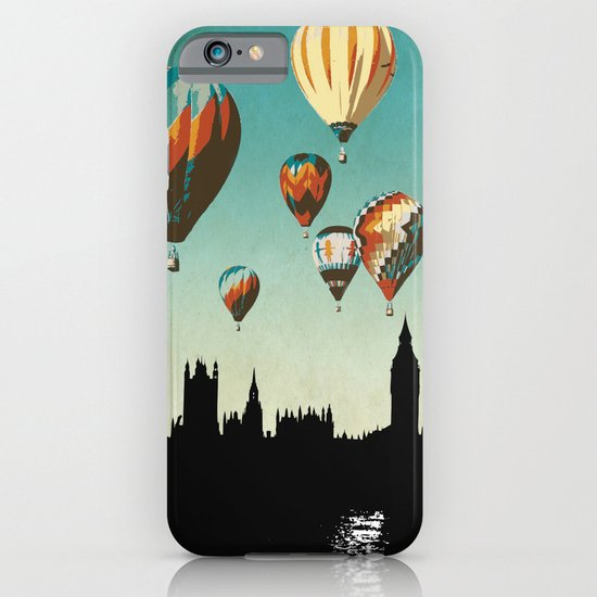 Sky of London iPhone & iPod Case