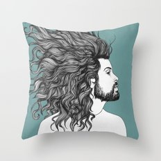 A Sight to Behold Throw Pillow