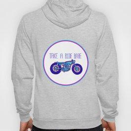 Take a ride babe Hoody
