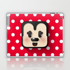 minnie mouse cutie Laptop & iPad Skin