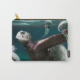 Sea Light Carry-All Pouch