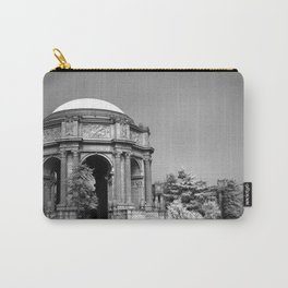 Palace Of Fine Arts - Infrared Carry-All Pouch