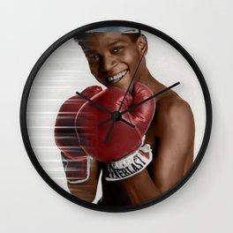Basquiat * Wall Clock