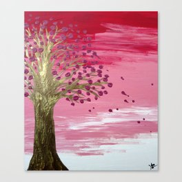 Sakura - Day Canvas Print