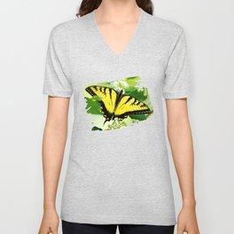 Butterfly III Unisex V-Neck