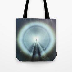 Shadow of Light Tote Bag
