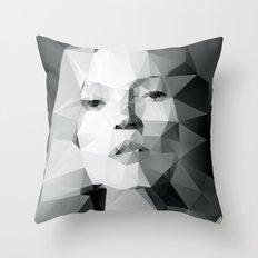 K 1 Throw Pillow