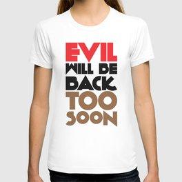 Evil T-shirt