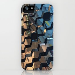 Shapes of Iceland iPhone Case
