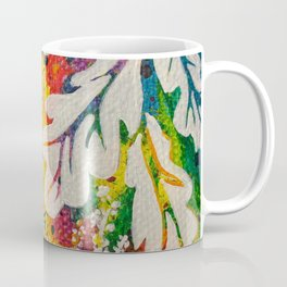 Leaves on the World Tree: Croats Slovanian Oak Coffee Mug