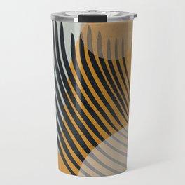 Abstract Shapes 33 Travel Mug