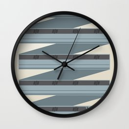 Stretched Out  Wall Clock