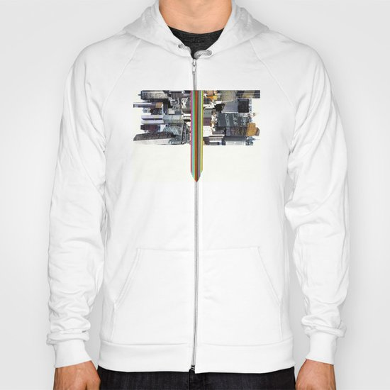The Invisible Cities (dedicated to Italo Calvino) Hoody