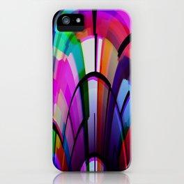 Color Gates iPhone Case