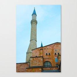Hagia Sophia - Istanbul, Turkey Canvas Print