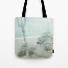 Neptune's Myth Tote Bag