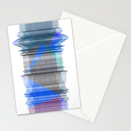 PIPELINE RESONANCE Stationery Cards