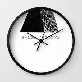urbane  Wall Clock