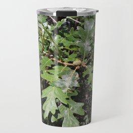 Acorns on an Oak Tree Travel Mug