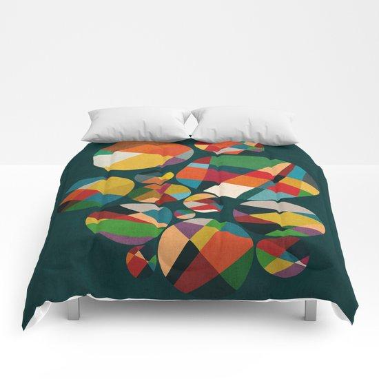 Wheel of fortune Comforters