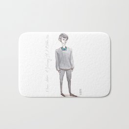 The New Yorker by Kat Mills Bath Mat