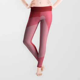 Red squares. Simple geometric background with a light center for your website or business card. Leggings