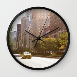 Park Avenue Wall Clock