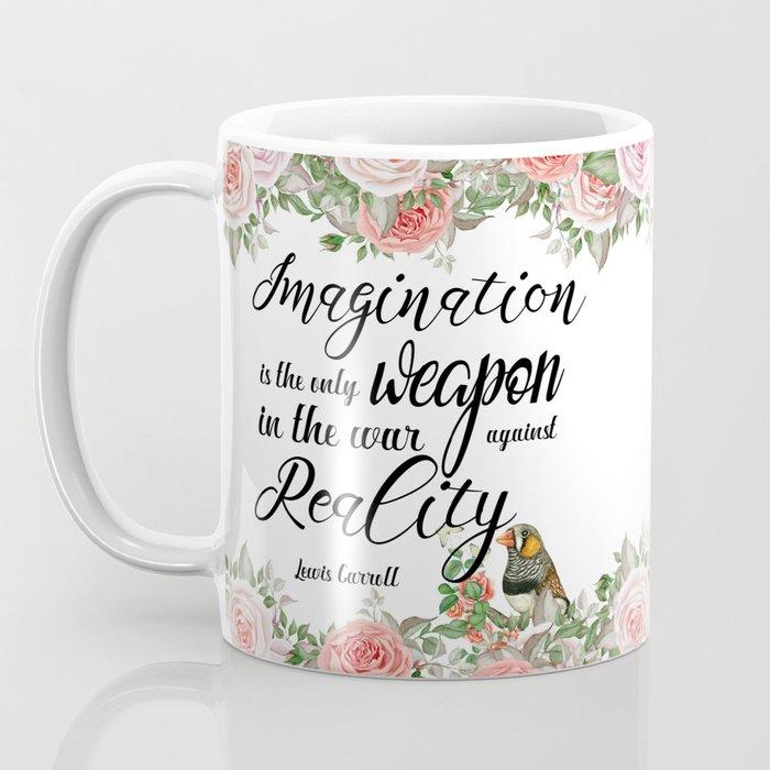 War Against Reality Coffee Mug